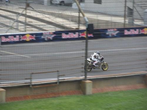 Team Ohio Racing qualifying run at Indianapolis Motor Speedway